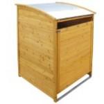 Mülltonnenbox-Habau