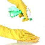 Mülltonnenhaus sauber machen