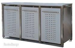 mülltonnenbox-edelstahl-3x240l